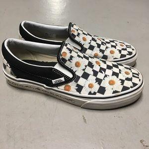 Vans Shoes   Vans Checkered Daisy